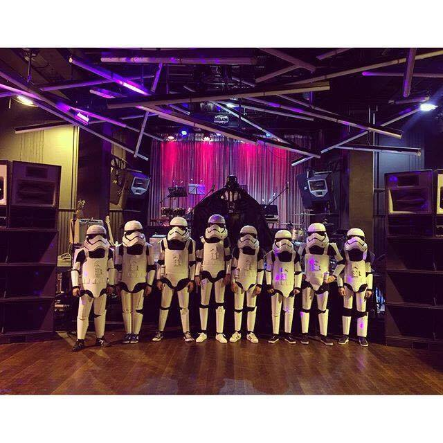Star Wars by Moullinex with Funktion One Speakers