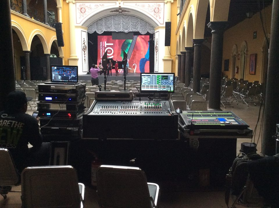 d&b Audiotechnik PA Monterrey, Nuevo Leon, Mexico