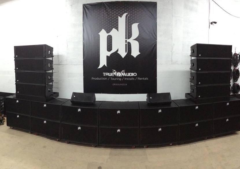 PK Sound VX-12
