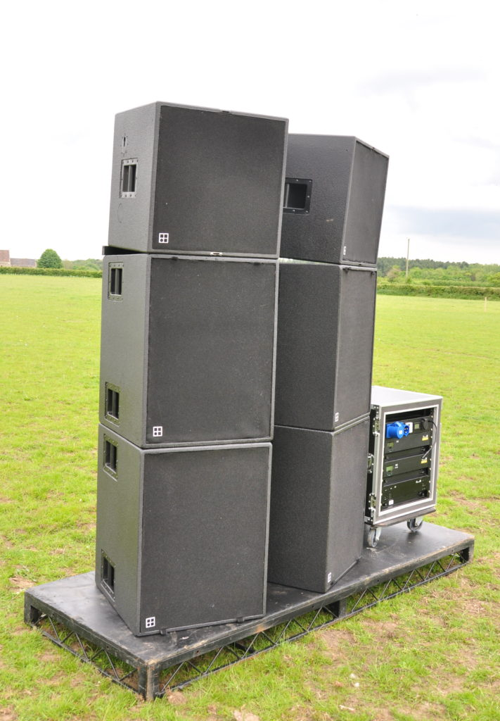 db-audiotechnik-outdoor-array