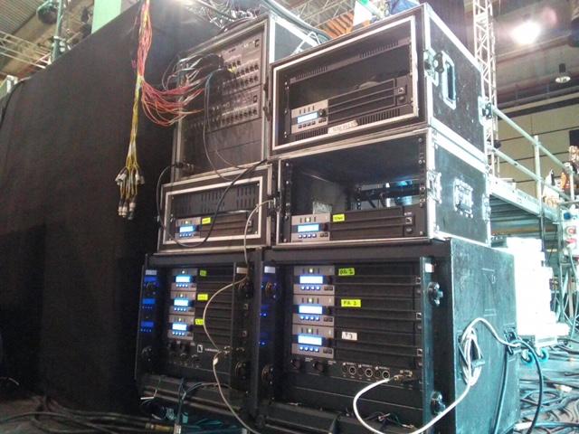 k2 amp rack