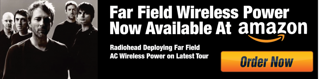 Far Field wireless power
