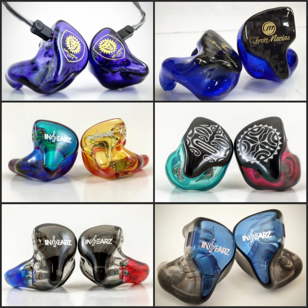 InEarz Offering In-Ear Monitors Discount to PA of the Day Fans in April