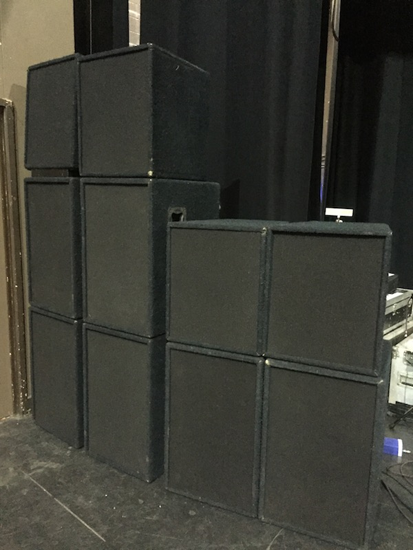 CSL Audio Custom Built PA with Yamaha M7CL FOH Monitors