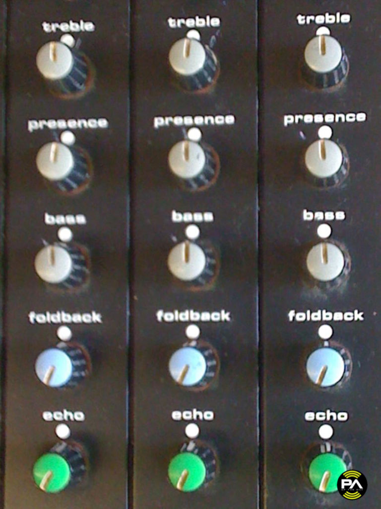 Vintage Kelsey Modular Analog Soundboard - PA of the Day
